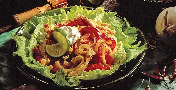 Onion-n-Turkey-Lime-Salad