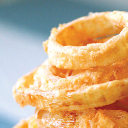 Root Beer Onion Rings National Onion Association